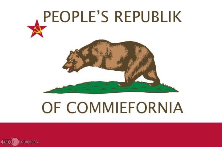 California-Commiefornia-State-Flag-Unarmed-Bear
