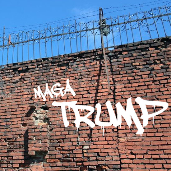 GRAFFITIWALLTRUMP