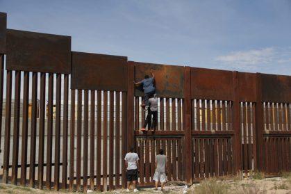 border wall obama