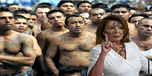 ms13-pelosi-trump-maga-arrested-build-the-wall-mexico-amerca