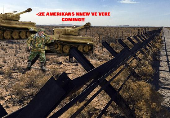 nazi invasion of america normandy barrier border wall upgrade.jpg