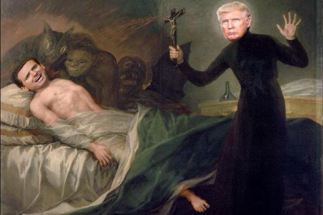 newsom-is-evil-exorcism